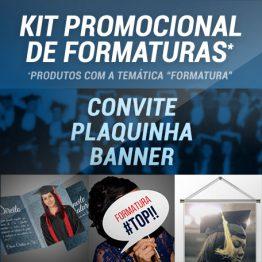 Kit Formatura