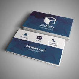 Cartão de Visita Design 01