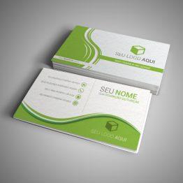 Cartão de Visita Design 02