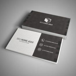 Cartão de Visita Design 09