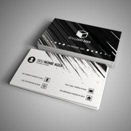 Cartão de Visita Design 10