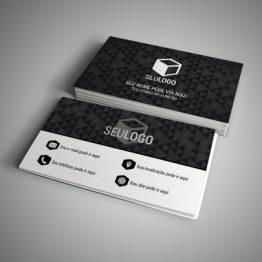 Cartão de Visita Design 24