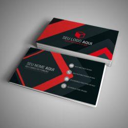 Cartão de Visita Design 25