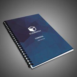 Caderno Design 01