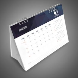Calendário Design 01