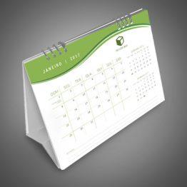 Calendário Design 02