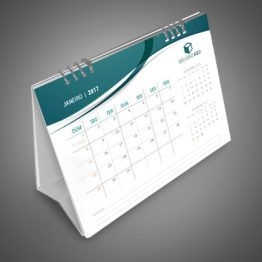 Calendário Design 03